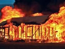 Incendii la tot pasul, mai...