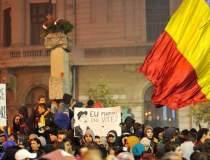 70% dintre protestatarii de...