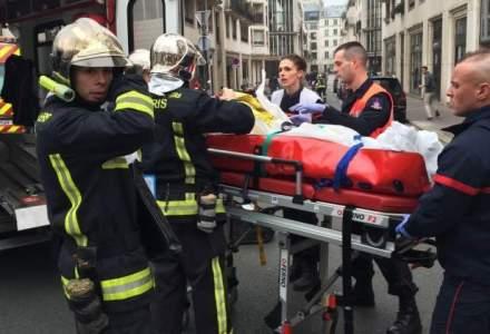 Atentate teroriste la Paris: cel putin 160 de morti dupa 6 atacuri armate si detonari sinucigase