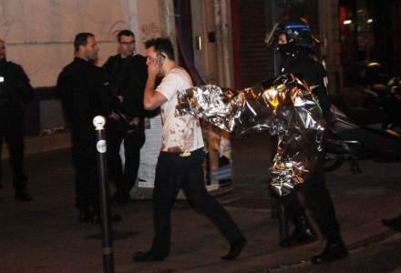 Simpatizantii retelei teroriste Stat Islamic saluta atentatele de la Paris