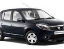 Dacia a produs in primele...