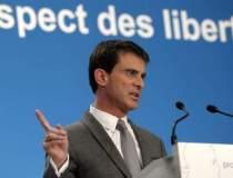 """Manuel Valls: Franta """"va trai..."""