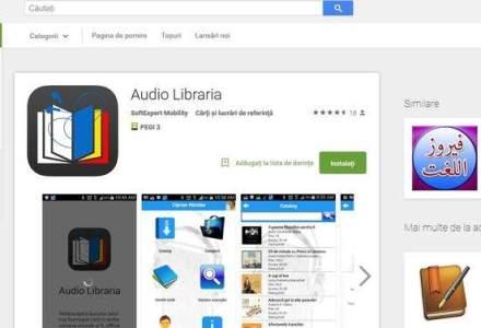 Prima librarie digitala de carti audio din Romania vrea 100.000 de utilizatori in primul an