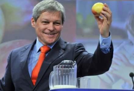 Guvernul Ciolos a primit votul de incredere al Parlamentului