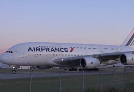 Doua avioane Air France, deviate spre aeroporturi din SUA si Canada dupa amenintari cu bomba