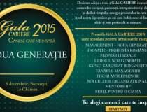 (P) Gala CARIERE, Editia a...