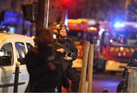 Operatiunea de la Saint-Denis s-a incheiat, fiind retinute sapte persoane