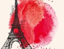 Romanii sterg Parisul de pe...