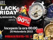Black Friday 2015: ceasuri cu...