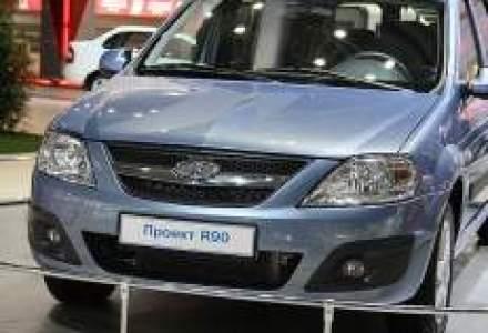 Modele Dacia vor fi produse in Rusia sub marca Lada
