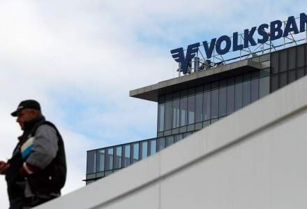 Dupa ce a fost cumparata de Banca Transilvania, Volksbank incepe sa cumpere la randul ei Banca Transilvania