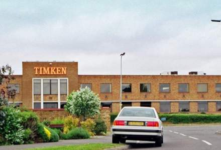 Timken construieste o a doua fabrica de rulmenti a companiei in Romania