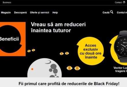 Orange reduce pretul la telefoane cu pana la 90% de Black Friday