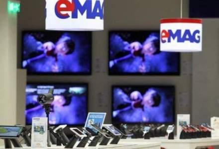 eMag a avut in 20 de minute de la lansarea campaniei Black Friday comenzi de 10 mil. euro