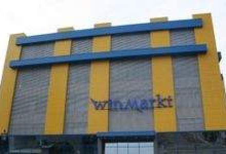 Valoarea centrelor comerciale Winmarkt, in scadere