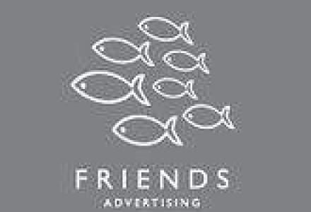 Velvet Media a fuzionat prin absorbtie cu Friends Advertising