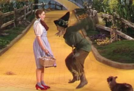 Rochia lui Dorothy din Vrajitorul din Oz, la licitatie
