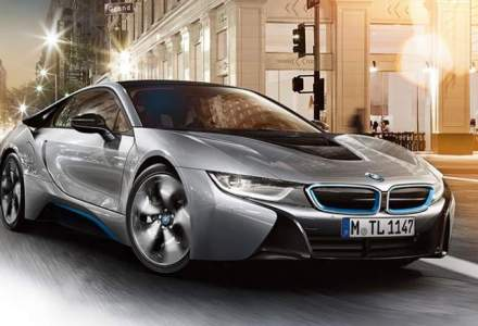 Un client ALD a comandat un BMW i8 in leasing operational
