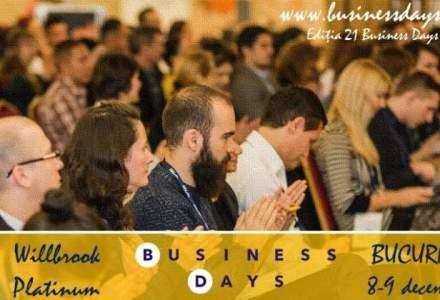 (P) Antreprenorii din Bucuresti vor sa afle de la cei mai buni specialisti din lume cum sa isi construiasca o strategie de business castigatoare