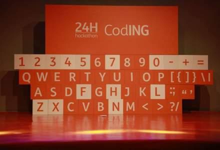 Ideea castigatoare a Hackathon-ul international 24HCodING a venit din Romania. Castigatorii au primit o excursie in Silicon Valley