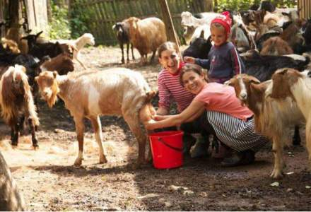 Antreprenoriat la tara - Scoala Village Life aduce turistii straini in Romania