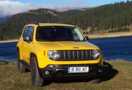 Test Drive Wall-Street: Jeep Renegade, fabricat in Europa