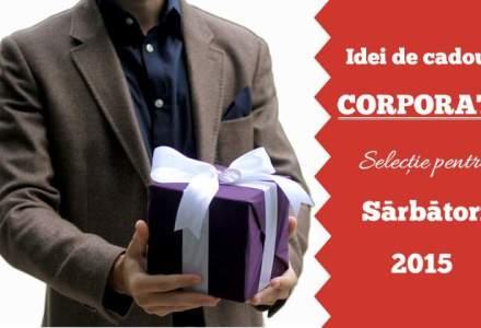(P) Idei de cadouri pentru angajati, clienti si parteneri de afaceri