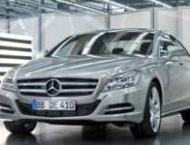 Noul Mercedes-Benz CLS, in...