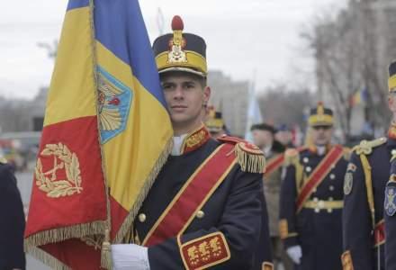 VIDEO Parada militara de Ziua Nationala a Romaniei a inceput, in prezenta a mii de persoane