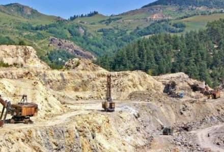 Exploatarea de aur de la Rovina, contestata din nou de organizatiile care militeaza pentru protectia mediului