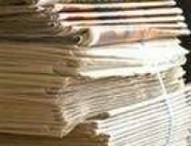 Vanzarile de ziare - Un nou...