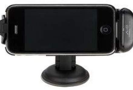 Mio lanseaza primele car kit-uri GPS compatibile cu iPhone 4