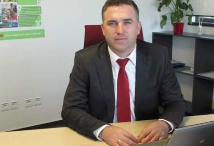 Auchan Romania are un nou director general, angajat in companie in 2006 ca manager de raion