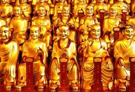 """China si """"goana"""" dupa aur: ce sta in spatele planului Beijingului de a isi diversifica rezervele valutare"""