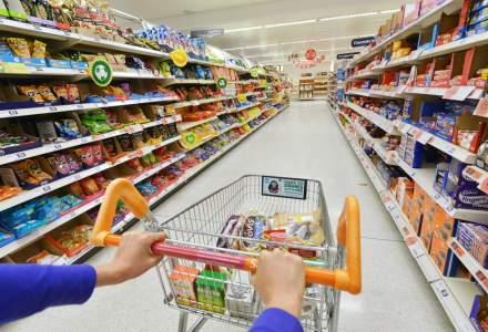 Retailul a crescut cu 7,4% la 10 luni, sustinut de industria alimentara