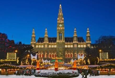 Viena, Copenhaga si Atena, in topul destinatiilor pentru calatoriile de iarna
