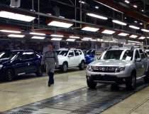 Uzina Dacia tinde spre...