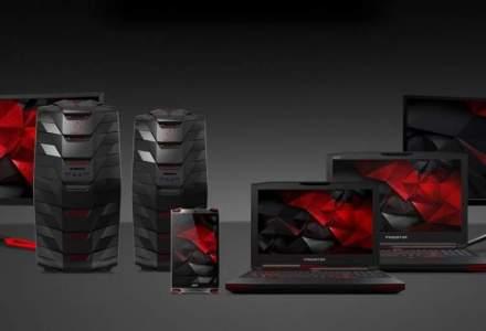 Producatorul taiwanez de PC-uri Acer vrea sa revina in top 3 al producatorilor de laptopuri la nivel local dupa introducerea gamei de echipamente pentru pasionatii de jocuri in Romania