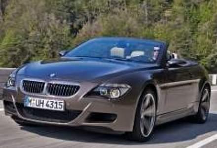 BMW M6 Coupe si BMW M6 Cabriolet, la finalul carierei