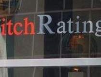 Fitch: Perspectiva ratingului...