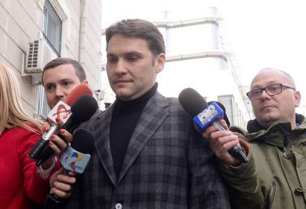 Dan Sova, adus din arest la ICCJ, care decide daca va fi arestat sau cercetat sub control judiciar