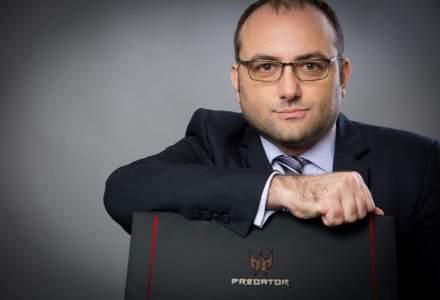 Constantin Balmus, Acer: 60% din laptop-urile vandute in piata sunt modele ieftine, sub 400 de euro. Sunt diferente foarte mari intre noi si piata din Bulgaria