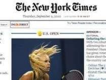 Presedintele New York Times:...