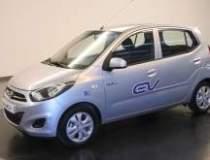 Primul model electric Hyundai...