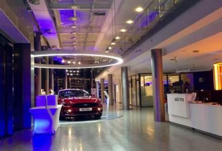 In Romania au fost deschise doua dintre cele 200 de FordStore din Europa
