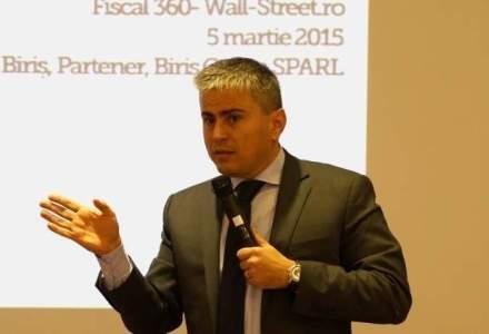 Gabriel Biris va fi numit secretar de stat in Ministerul Finantelor