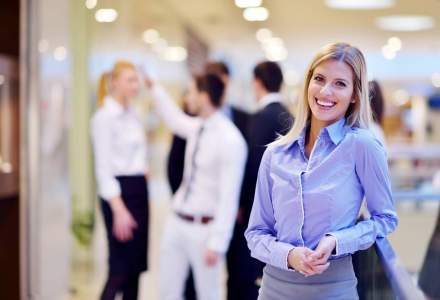 Sorana Balan, HR Euroweb: Femeile in business sunt rabdatoare si stiu sa formeze echipe. Ar trebui sa aiba mai multa incredere in intuitia lor