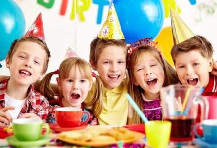 O idee de la mai multi parinti s-a transformat in afacere: acum este cea mai mare agentie de organizat petreceri pentru copii