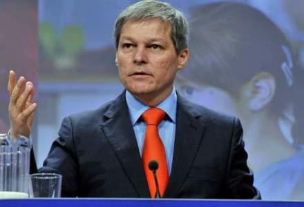 Dacian Ciolos a numit patru noi secretari de stat la Agricultura, Transport, Sanatate si Sport