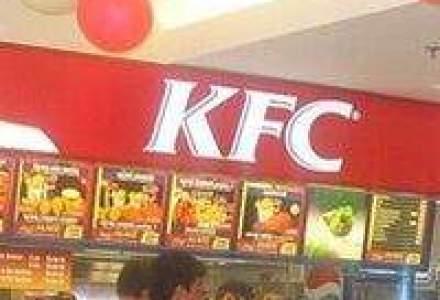 KFC isi extinde reteaua de restaurante printr-o investitie de 500.000 euro